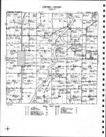 Code S - Orono Township, Cedar Township, Conesville, Muscatine County 1967
